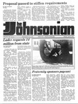 The Johnsonian Apr. 9, 1984