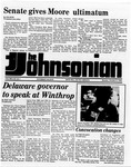 The Johnsonian Oct. 8, 1984