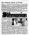 The Johnsonian Oct. 22, 1984