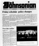 The Johnsonian Nov. 7, 1984