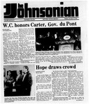 The Johnsonian Nov. 19, 1984