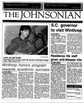 The Johnsonian February 1, 1988