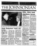 The Johnsonian February 15, 1988