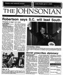 The Johnsonian February 29, 1988