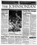 The Johnsonian March 21, 1988