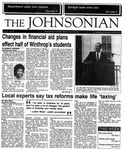 The Johnsonian March 28, 1988