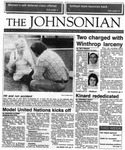 The Johnsonian April 4, 1988