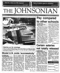 The Johnsonian April 18, 1988