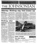 The Johnsonian April 25, 1988