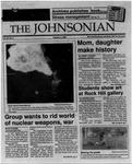 The Johnsonian October 4, 1988
