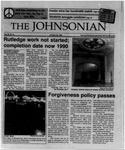 The Johnsonian October 25, 1988