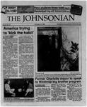 The Johnsonian November 15, 1988