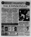 The Johnsonian January 24, 1989 by Winthrop University