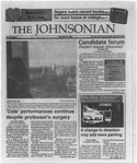 The Johnsonian February 14, 1989 by Winthrop University