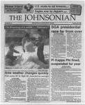 The Johnsonian February 28, 1989 by Winthrop University