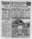 The Johnsonian April 4, 1989 by Winthrop University