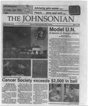 The Johnsonian April 11, 1989 by Winthrop University