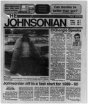 The Johnsonian August 29, 1989 by Winthrop University