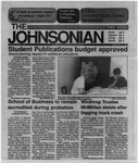 The Johnsonian September 12, 1989 by Winthrop University