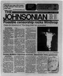 The Johnsonian September 19, 1989 by Winthrop University