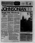 The Johnsonian September 27, 1988 by Winthrop University