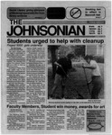 The Johnsonian October 3, 1989