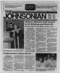 The Johnsonian October 24, 1989 by Winthrop University