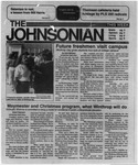 The Johnsonian October 31, 1989 by Winthrop University