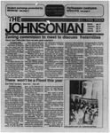 The Johnsonian November 7, 1989 by Winthrop University