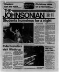 The Johnsonian November 21, 1989 by Winthrop University