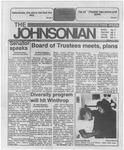The Johnsonian - February 13, 1990