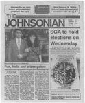 The Johnsonian - February 20, 1990 by Winthrop University