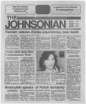 The Johnsonian - March 6, 1990 by Winthrop University