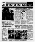 The Johnsonian Fall Edition - August 28, 1991