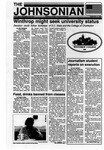 The Johnsonian Fall Edition - September 11, 1991 by Winthrop University