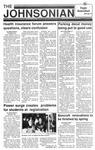 The Johnsonian Fall Edition - November 13, 1991 by Winthrop University