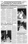 The Johnsonian Fall Edition - December 11, 1991 by Winthrop University