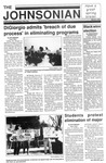 The Johnsonian Spring Edition Mar. 4, 1992