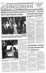 The Johnsonian Spring Edition Apr. 8, 1992 by Winthrop University