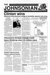The Johnsonian Fall Edition Nov. 4, 1992