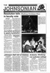 The Johnsonian Fall Edition Dec. 9, 1992 by Winthrop University