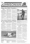 The Johnsonian Spring Edition Feb. 24, 1993 by Winthrop University