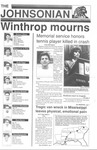 The Johnsonian Spring Edition Mar. 17, 1993 by Winthrop University