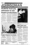 The Johnsonian Fall Edition Sep. 8, 1993 by Winthrop University