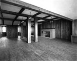 Thurmond Building Interior 1940 by Winthrop University