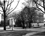 Thurmond Building ca1950s by Winthrop University