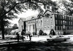 Thurmond Building April 1972 by Winthrop University