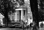 Thurmond Building April 1981 by Winthrop University