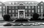 Thurmond Building March 1988 by Winthrop University