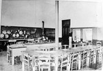 Tillman Building Cooking Classroom ca. 1896 by Winthrop University